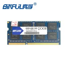 BINFUL  new brand Original DDR3L 12800s 4GB 8GB 1600mhz memoria ram ddr3L  low voltage 1.35v for laptop computer notebook sodimm