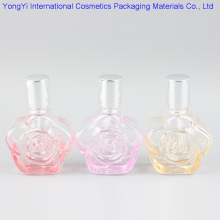 50Pcs  Hot 1Pcs 30ml Rose Perfume Bottle / Glass Spray Color Empty Bottle, 30cc Empty Glass Perfume Bottles With Mist Atomizer