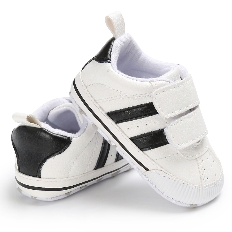 Fashion PU Leather Baby Moccasins Newborn Baby Shoes For Kids Sneakers Infant Indoor Crib Shoes Toddler Boys Girls First Walkers 10