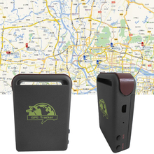 GSM/GPRS Genuine GPS Tracker Magnetic Car Vehicle Spy Mini Personal Tracking Device Support quick dialing