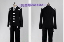 Soul Eater Death the Kid Cosplay Costume All size
