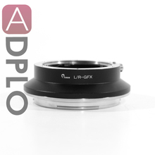 Buy Pixco L/R-GFX Lens Adapter Suit Leica R Mount Lens Fujifilm G-Mount GFX Mirrorless Digital Camera GFX 50S for $66.54 in AliExpress store