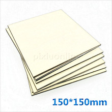 1pc J384 150*150mm Basswood Laminated Board Linden Artificial Wood Board DIY Model Using Making Free Shipping Russia