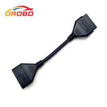New 100% Original Launch X431 Idiag Extension OBD16 pin cable For Idiag easydiag android ios /5C/V/PRO/GOL Free Shipping