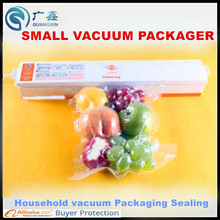 Free Shipping Household Mini Multi-Functional Vacuum Food Packing Machine small vacuum packager vacuum sealer(China)