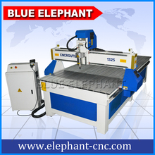 Economic model wood caving cutting engraving  cnc router machine 1325