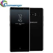 Original Unlocked Samsung Galaxy Note 8 6GB RAM 64GB ROM Dual Back Camera 12MP 6.3inch Octa Core 3300mAh Smart Mobile Phone(China)