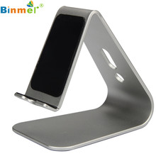 2016 Hot New  Noble Aluminum Desktop Holder Table Stand Cradle Mount For Cell Phone Tablet supporto per telefono cellulare SP27