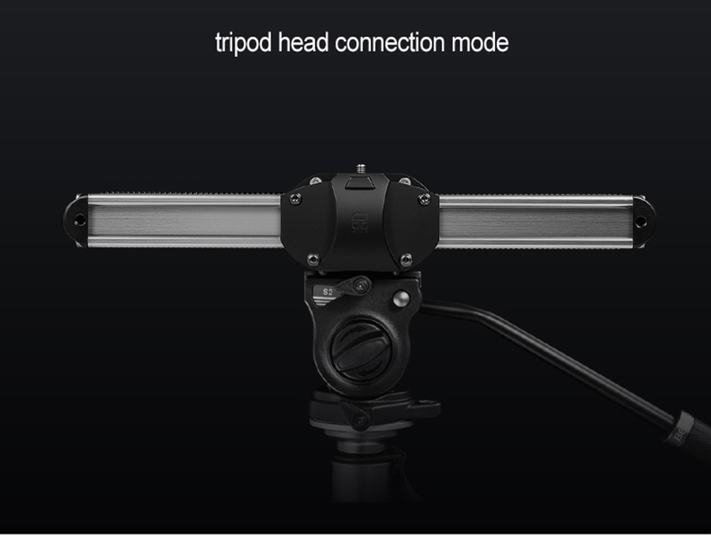 Portable Micro 2 Professional Camera Video Slider Travel Track Slider Dolly Track Rail for DSLR ARRI Mini RED BMCC  Iphone X 10