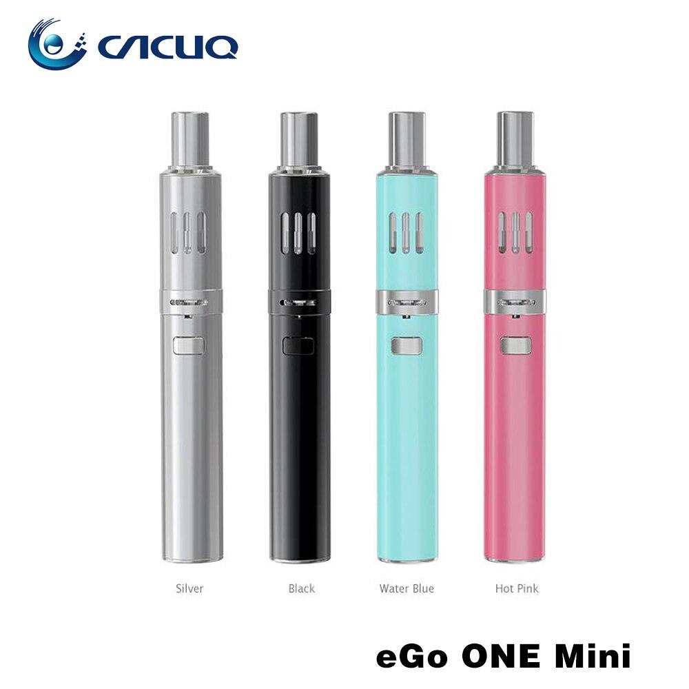 100% Original joyetech ego one mini Starter Kit electronic cigarette kit 850mah battery e cigarette ego Kit free shipping<br><br>Aliexpress