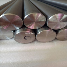 Titanium  Rod  Diameter 25mm  Length 500mm grade 5  round titanium bars 20pcs wholesale,free shipping  Paypal is available
