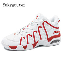 Women Basketball Shoes Outdoor Sport Sneakers Athletic Shoes Woman Anti-slip Ankle Boots Plus Size High Quality Comfortable