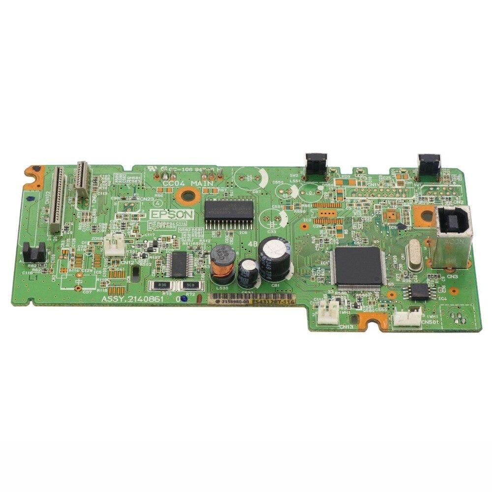 95% New  Main board Formatter Board for Epson L365 L366 L375 printer Logic Mother Board<br>