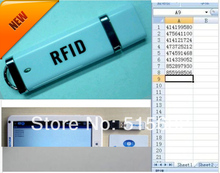 New Mini USB RFID Reader for iPad Android Mac Windows Linux 13.56 MHz(China)