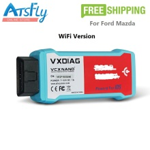 Wifi Allscanner VXDIAG VCX NANO For Ford/Mazda 2 In 1 With IDS V100 Perfect Replacement For Ford VCM 2 Update By CD
