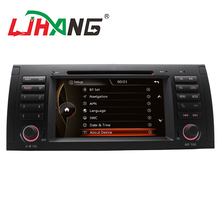 Auto Multimedia Car DVD Player Audio for BMW E39 X5 M5 E38 E53 BT/RDS/Radio/USB/SD/3G/WIFI/Canbus/Steering Wheel/FM(China)