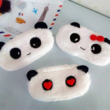 New Novelty Kawaii Panda Plush School Pencil Cases Stationery Coin Storage Boys Girls Pencil Case For School Student Prize(China)
