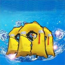 Relefree Life Jacket 5 Sec Automatic Inflatable 150N Buoyancy PFD Swimming Sea Sailing Boating Drifting Surfing Life Vest(China)