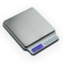 Digital Precision Scales for Gold Jewelry Scale 0.1 Pocket   Electronic Postal Kitchen Jewelry Weight Balance Digital Scale 2KG