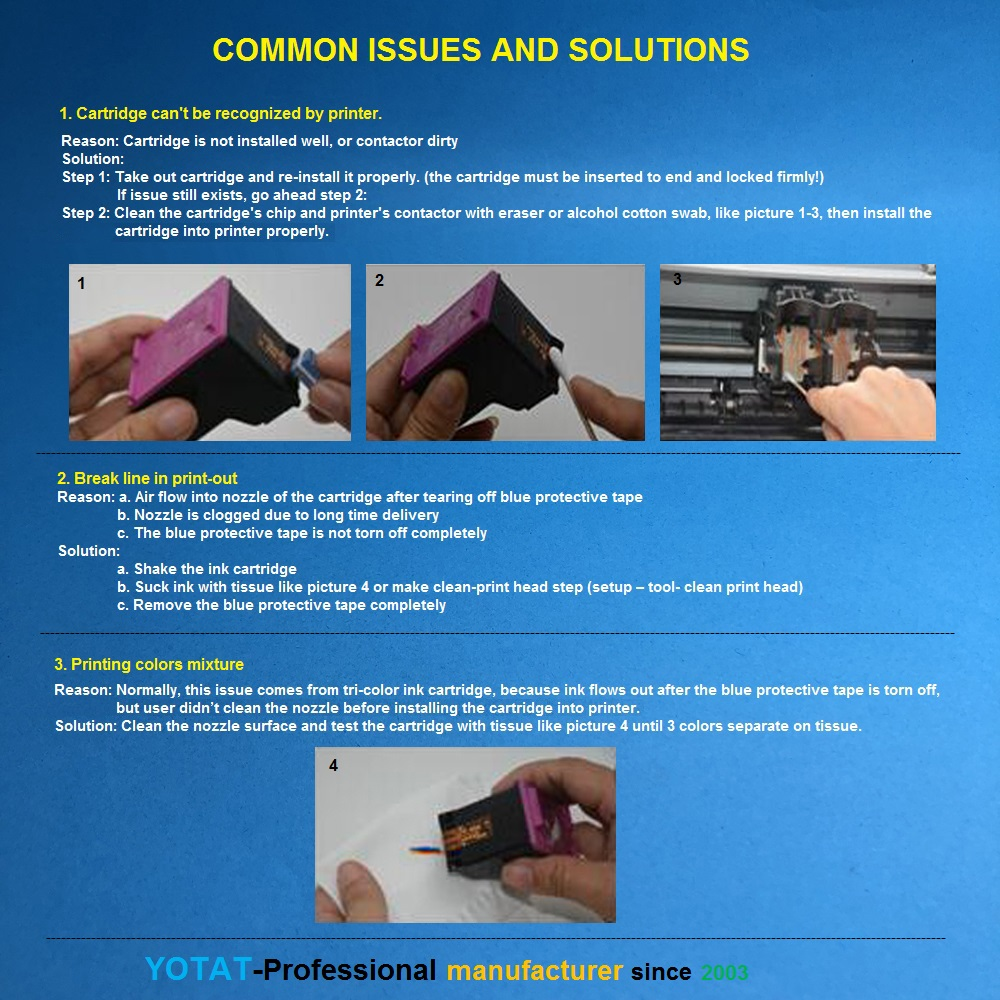 Instruction for print head cartridge-sales7