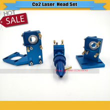CO2 Laser Head Set / Mirror and Focus Lens Integrative Mount Houlder for Laser Engraving Cutting Machine  2030/4030/4060/6090