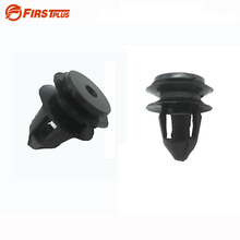 100 x 7mm Hole Car Plastic Rivet Clips Door Panel Retainer Automotive Bumper Fender Rivets Fastener For VW Jetta
