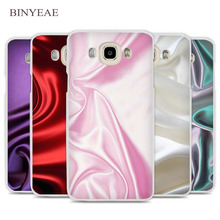 BINYEAE Silk Fabric Cell Phone Case Cover for Samsung Galaxy J1 J2 J3 J5 J7 C5 C7 C9 E5 E7 2016 2017 Prime(China)