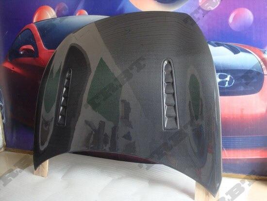 09-11 Infiniti FX Unlmited Fiber Carbon Fiber Hood9