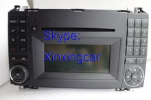 Original new Alpine single CD radio N25-MN2830 for Mercedes Vito B class Audio 20 CD A169 900 20 00 made in Hungary(China)