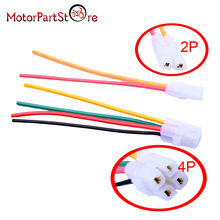 CDI CABLE WIRE HARNESS PLUG for GY6 4 STROKE 50CC 150CC SCOOTER MOPED ATV GO KART