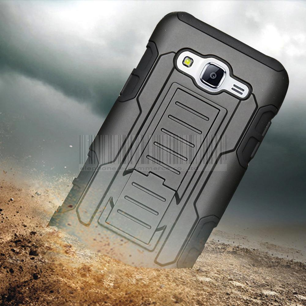 Armor Rugged Shockproof Impact Hard Cover Holster Belt Clip Case Samsung Galaxy A3/A5/A7/J1 Ace/J5/J7/A5 J1 J3 J7 2016 @