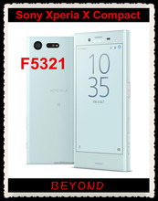 "Sony Xperia X Compact F5321 Original Unlocked GSM 4G LTE Android Hexa Core RAM 3GB ROM 32GB 4.6"" 23MP WIFI GPS(China)"