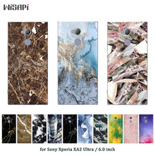 Buy Sony Xperia XA2 Ultra Marble Printed Sony XA2 Ultra Cover Sony Xperia XA2 Ultra Silicone Soft TPU DIY Coque for $1.48 in AliExpress store