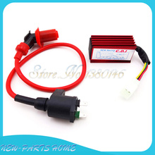 Racing Ignition Coil & AC CDI Fit Honda XR CRF 50 110cc 125cc Engine Dirt Pit Bike(China)