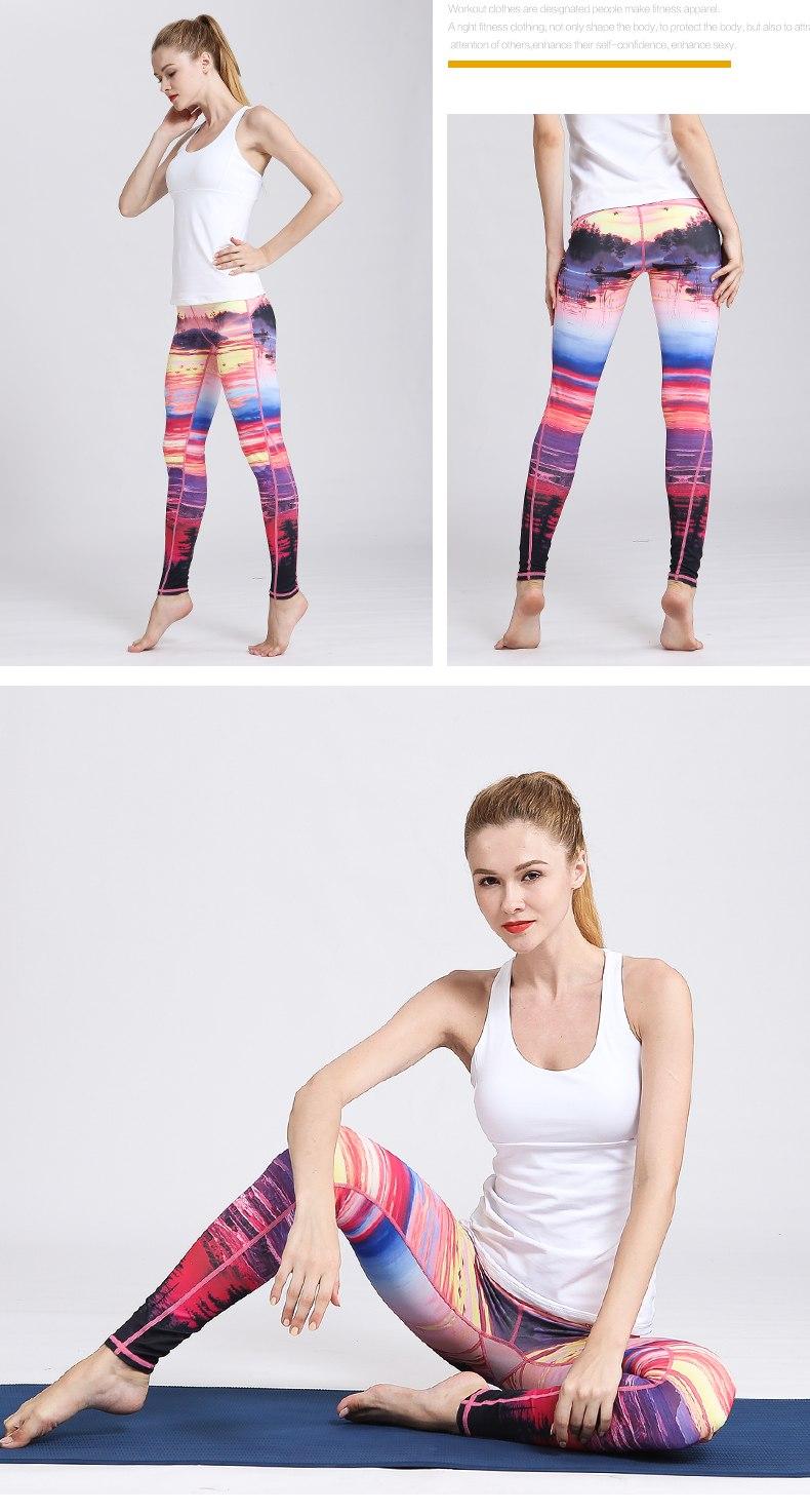 women Yoga Pants Slim Waist (13)
