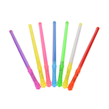 1 PC Light Stick Wands Rally Rave Cheer Batons Party Flashing Glow Stick Light Up LED Foam Stick 7 Colors(China)