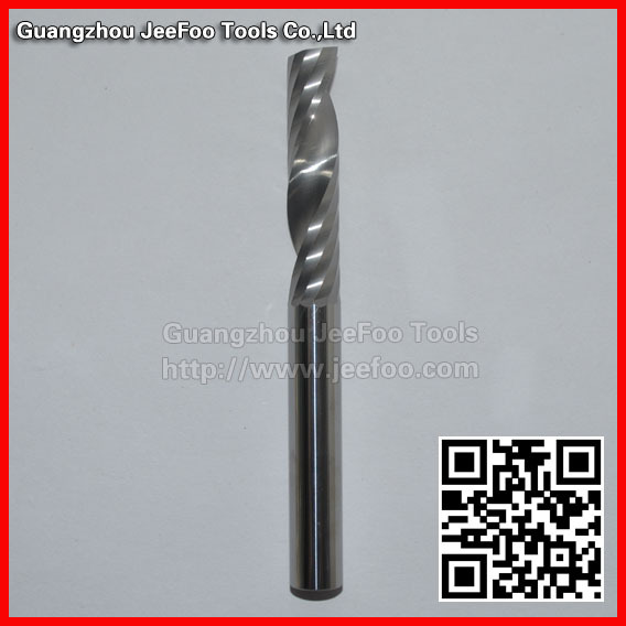 10*45*100L one/single flute spiral CNC router bits MDF. PVC Board, Acrylic<br>