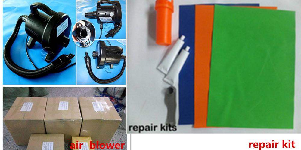 Accessories repair