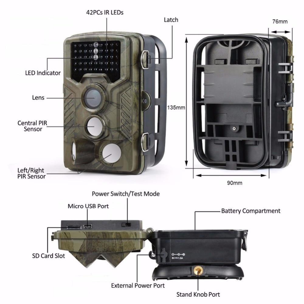 photo traps hc800