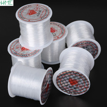 0.2mm/0.25mm/0.3mm/0.35mm/0.4mm/0.45mm/0.5mm/0.6mm Dia, Non-Stretch Fish Line Wire Nylon String Beading Cord Thread For Jewelry(China)
