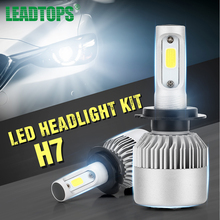 Guaranteed LED Car Light H7 H1 H3 H11 9006/HB4 9005/HB3 H27/880 9012 LED Driving Passing Beam Fog Light Replacement DE