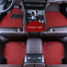 XWSN custom car floor mat for Dodge all models Journey Challenger car foot mat car carpet car accessories auto styling(China)