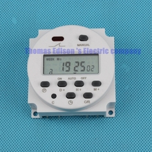 Digital time switching time controller CN101A DHC15 THC-101A  Weekly programmable electronic timer Timer  220V 8A TO 16A timers