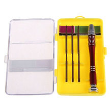 Precision 6 in 1 Multi-Purpose Screwdriver Repair Set Kit For Apple Mobile Phone For Samsung Laptop PC Computer Small Appliances