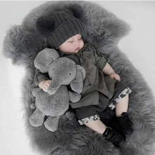 Cute Fashion Baby Elephant Doll Stuffed Elephant Plush Pillow Kids Toy for Children Room Bed Decoration Babies Plush Toys Gift(China)
