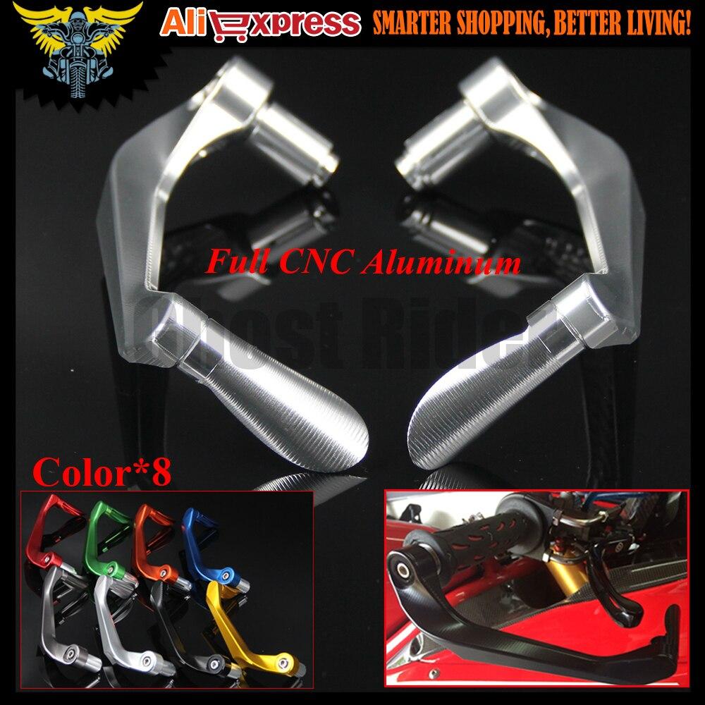 For Suzuki HAYABUSA/GSXR1300 B-KING GSR750/GSX-S750 7/8 22mm CNC Motorcycle Handlebar Brake Clutch Levers Protector Guard<br>