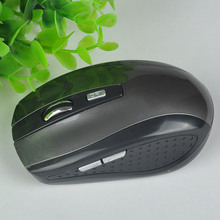 2.4G USB Optical Wireless Mouse for Laptop Computer PC USB Receiver Mouse Mice Cordless Computer Accessories(China)