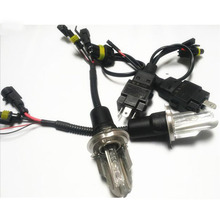 New Arrival 2PCS 35W H4 Bi-xenon Lamp Swing bulb H4-3 High Low HID Bixenon Bulb 4300k 5000K 6000k 8000k for car headlight