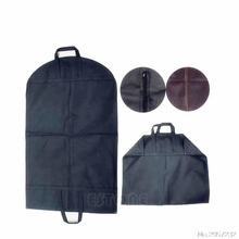New Suit Coat Dress Storage Garment Carrier Bag Travel Cover Hanger Protector #K918C#(China)