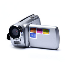 2017 NEW fashion Hot sell Mini Camera 1.8 Inch TFT 4X Digital Zoom Mini Video Camera Red oct.16(China)
